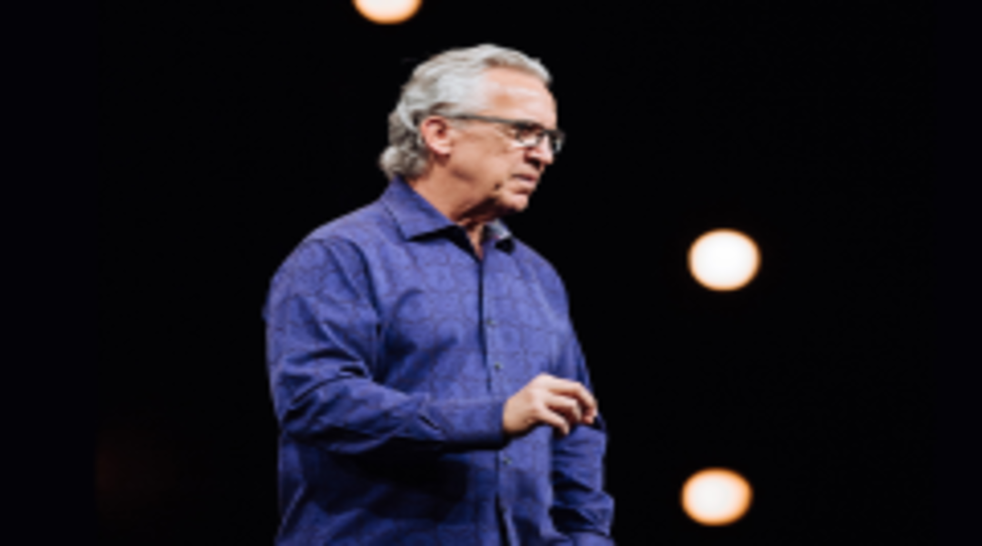 Bill Johnson: You Have the Same Spirit as Jesus