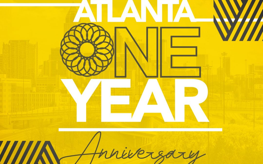Jennifer LeClaire's Impartation Service: AHOP Atlanta One Year Anniversary