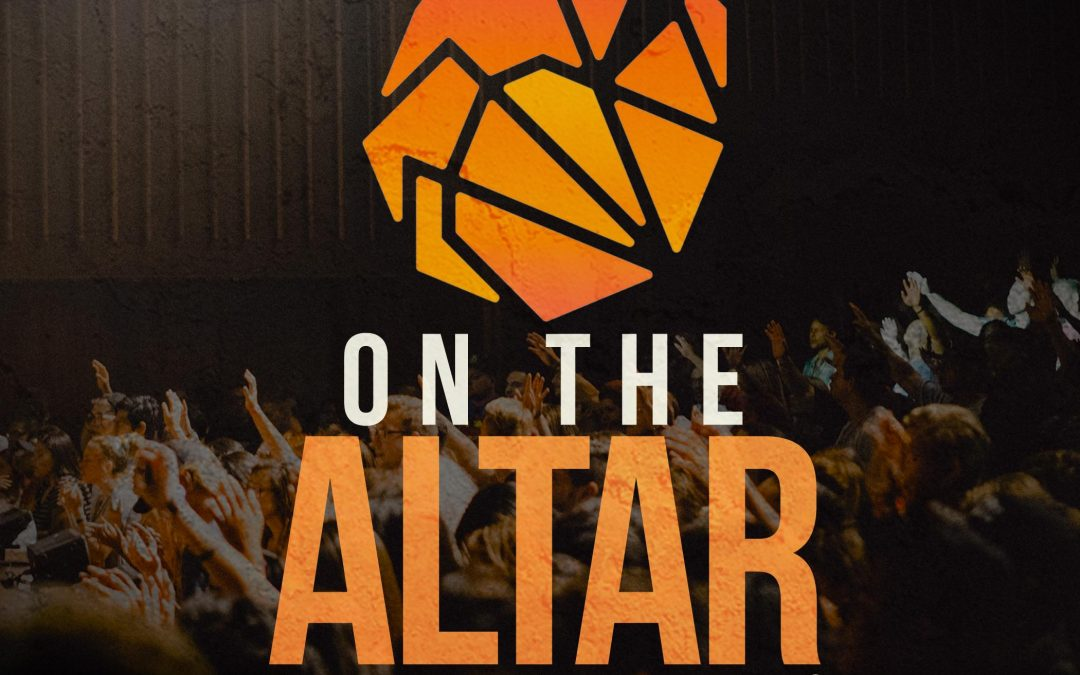 Fire on the Altar Fridays: Live Worship & Intercession