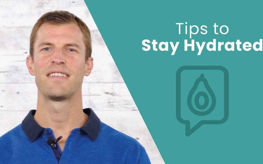 Tips to Stay Hydrated | Dr. Josh Axe