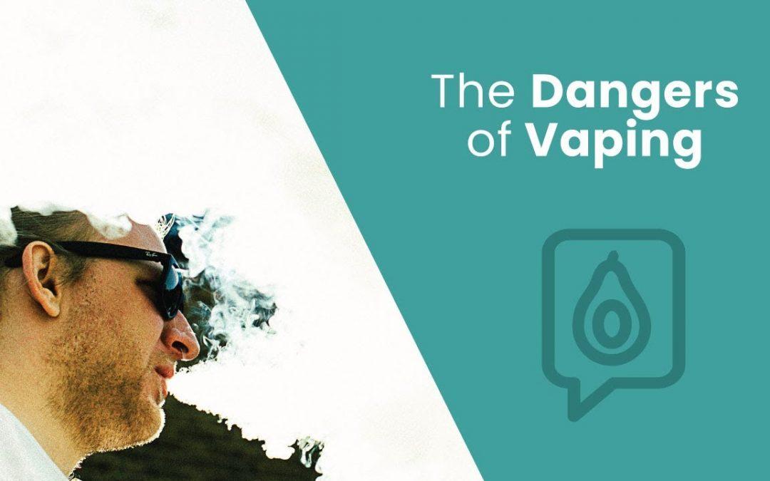 Dangers of Vaping | Dr. Josh Axe