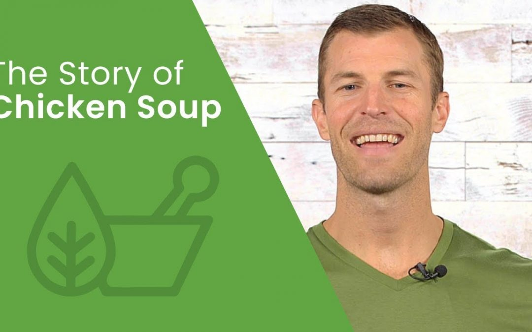 Chicken Soup and Ginger Ale | Dr. Josh Axe