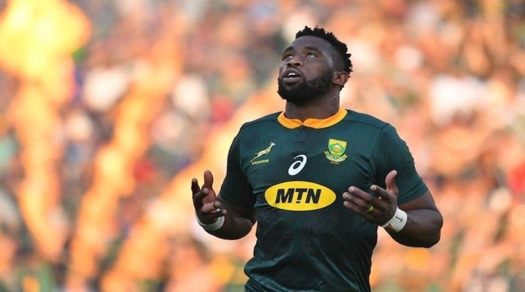 South African Rugby Player Siya Kolisi Discovers Saving Power of Christ