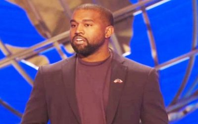 Kanye West Says 'The Only Superstar Is Jesus' At Joel Osteen's Church