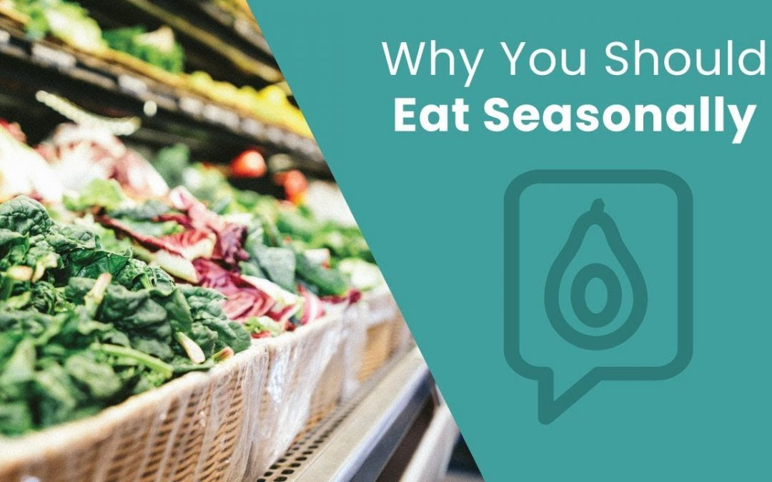 Transitioning to a Warmer Weather Diet | Dr. Josh Axe