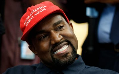 Could 'Kanye West' be President in 2024?