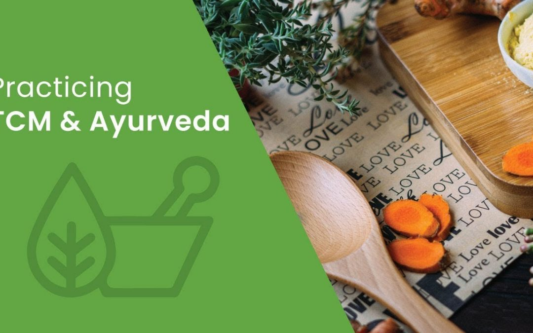 How You Can Practice TCM and Ayurveda | Dr. Josh Axe