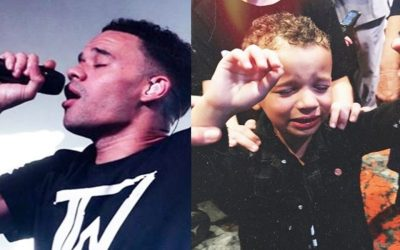 Christian Singer Tauren Wells Celebrates 6-Year-Old Son Baptized In The Holy Spirit